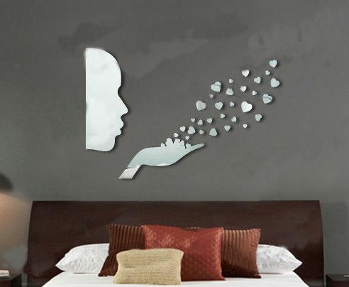 Tipos de espelhos decorativos dicas e fotos for Tipos de arboles decorativos