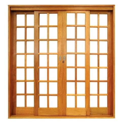 Onde comprar porta de correr de madeira