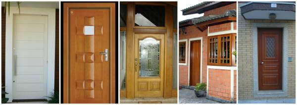 Fotos de portas clássicas de entrada