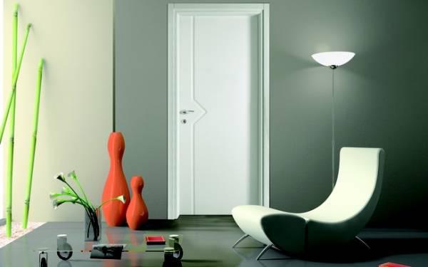 Modelos de portas clean