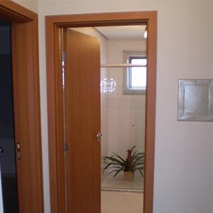 Modelos de portas internas simples