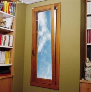 foto de janela em modelo de tombar