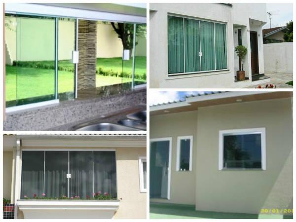 janelas de correr estilo blindex para salas e quartos