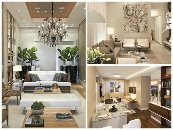 Sala De Estar Cinza E Lilás ~ Para uma mistura neutra na sala de estar, a mistura de branco, cinza e