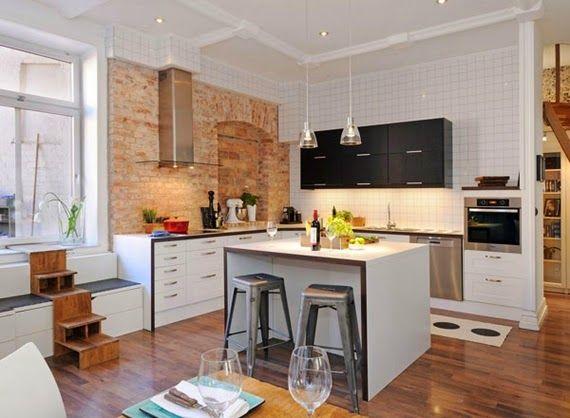 cozinha com ilha 10