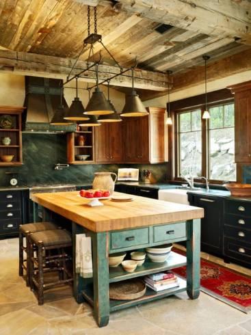cozinha com ilha 16