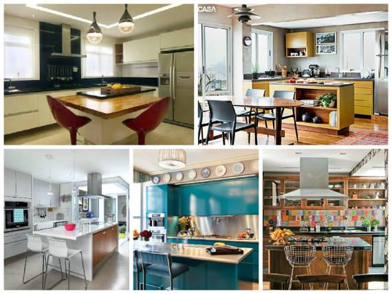 cozinha com ilha 21