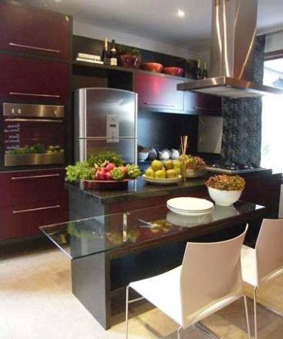 cozinha com ilha 24