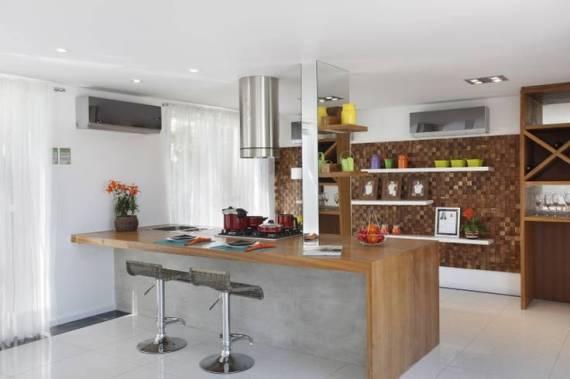 cozinha com ilha 33