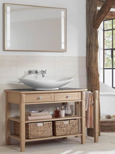 Cuba para banheiro 70 modelos e dicas simples - Muebles de bano para lavabo con pie ...