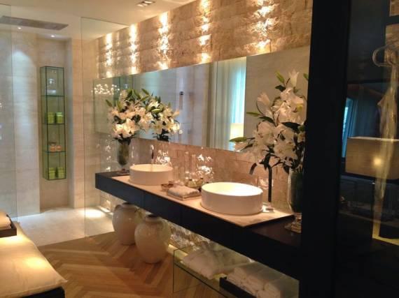 cuba para banheiro 70 modelos e dicas simples. Black Bedroom Furniture Sets. Home Design Ideas