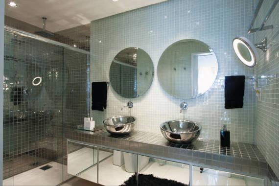 CUBA PARA BANHEIRO 70 Modelos e Dicas Simples -> Cuba Banheiro Tramontina