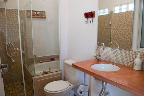 CUBA PARA BANHEIRO 70 Modelos e Dicas Simples -> Cuba Banheiro Latao