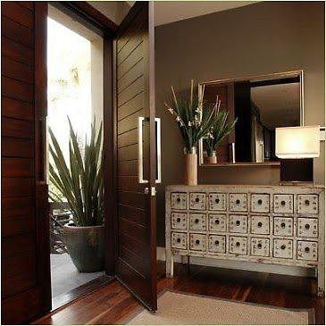 Decora o de hall de entrada fotos e dicas for Muebles de entrada pequenos