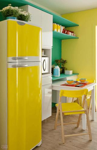 decoração simples cozinha pequena
