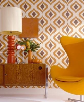 decoração vintage e retro 14