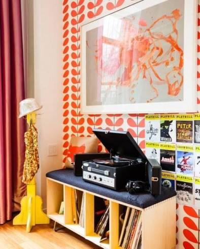 decoração vintage e retro 15