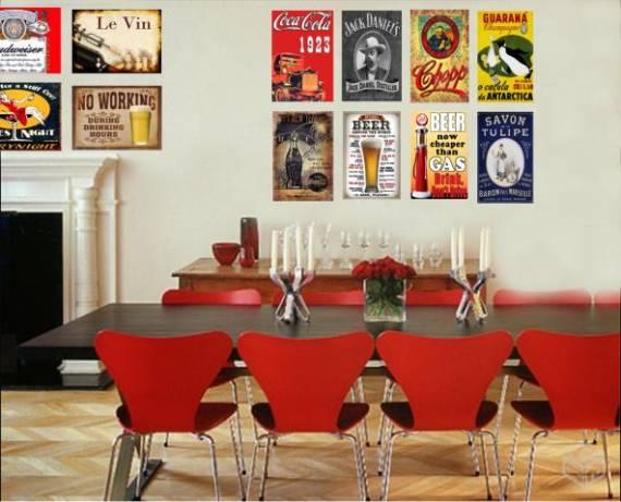 decoração vintage e retro 27