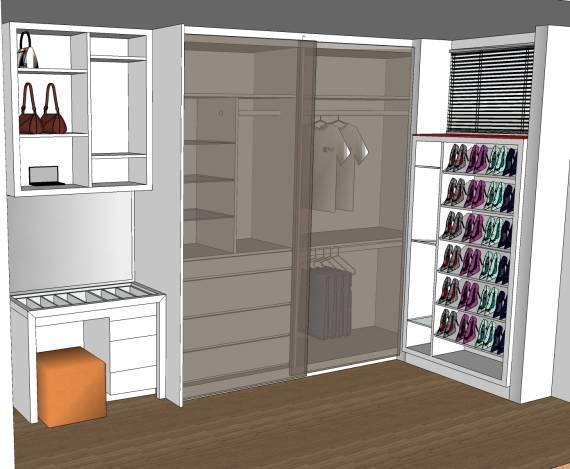 modelos de closet 23