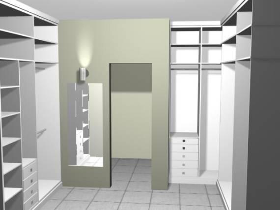 modelos de closet 24