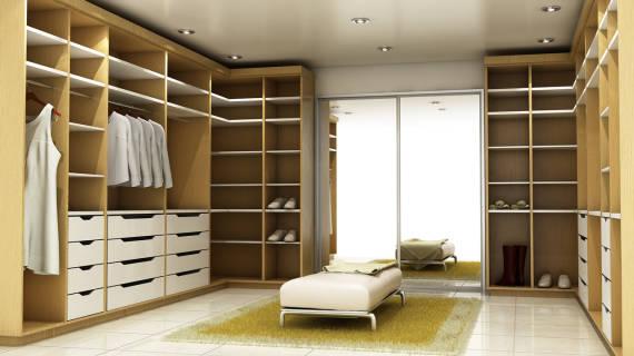 Modelos de closet 60 dicas e fotos for Modelos de walk in closet