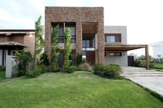Casas r sticas 65 inspira es e projetos absurdamente for Mamparas decorativas para casa