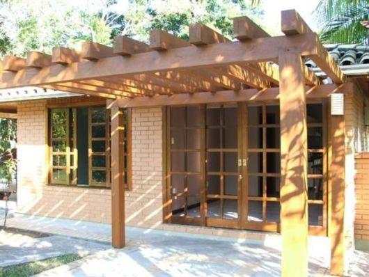 Casas r sticas 65 inspira es e projetos absurdamente - Casas rusticas pequenas ...