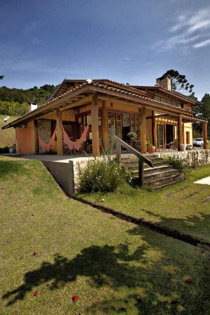 Favoritos Casas Rústicas – 65 Inspirações e Projetos Absurdamente Lindos! UN49