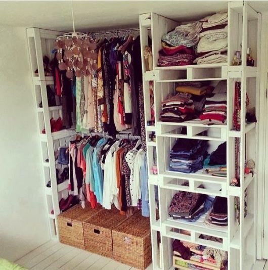 closet pallets