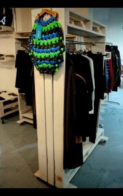 closet improvisado