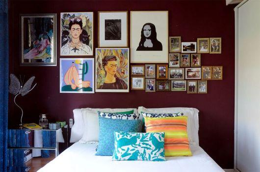 cor de parede para quarto