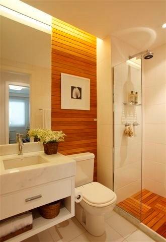 banheiro pequeno moderno