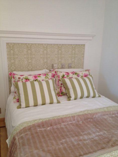 Decora o de parede com tecido passo a passo for Placas decoradas para pared