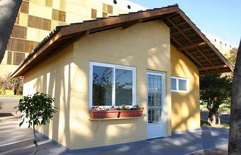 Fachadas de casas simples 50 dicas e fotos for Casa popular