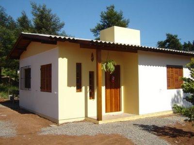 casa telhado amianto