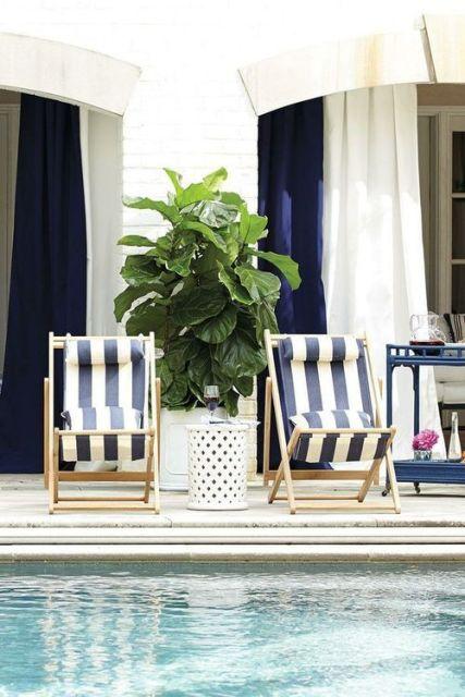 como usar garden seat área externa