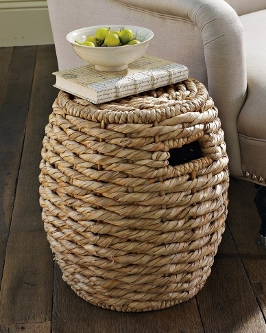 garden seat rústico