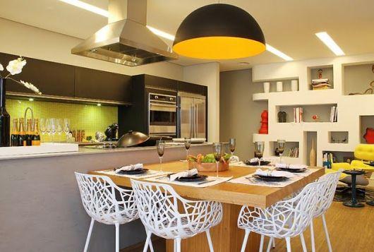 mesa jantar na cozinha
