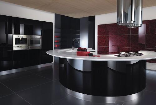 bancada moderna para cozinha