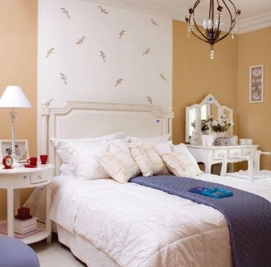 decoraçã quarto provençal