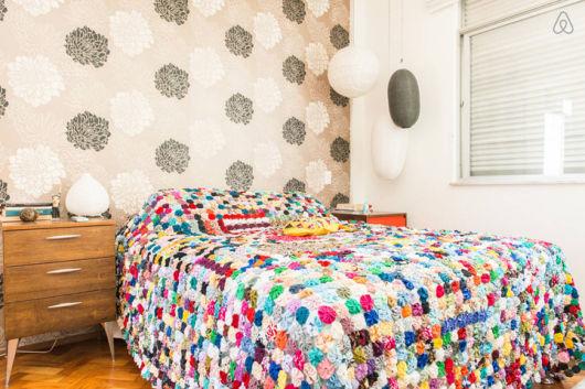 decoração alternativa para quarto