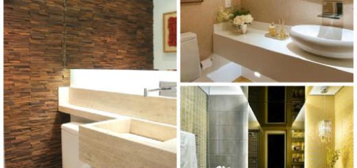 ideias cubas e bancadas lavabo