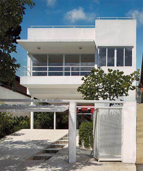 portão basculante casa