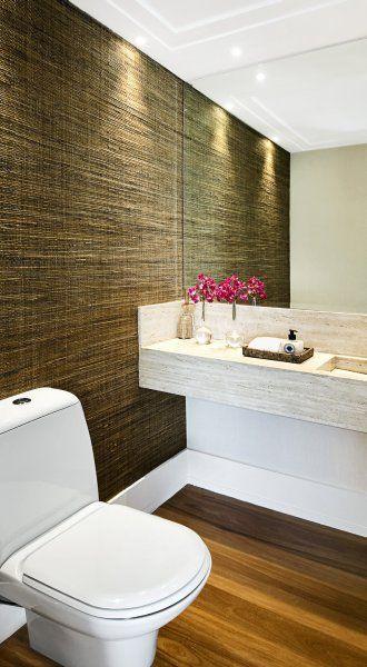 lavabo parede imita madeira