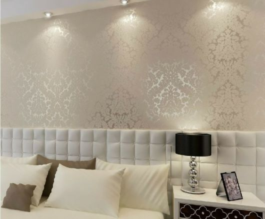 Papel de parede 50 dicas e fotos imperd veis decora o for Papel vinilico para pared