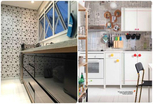 ideias decoração cozinha moderna