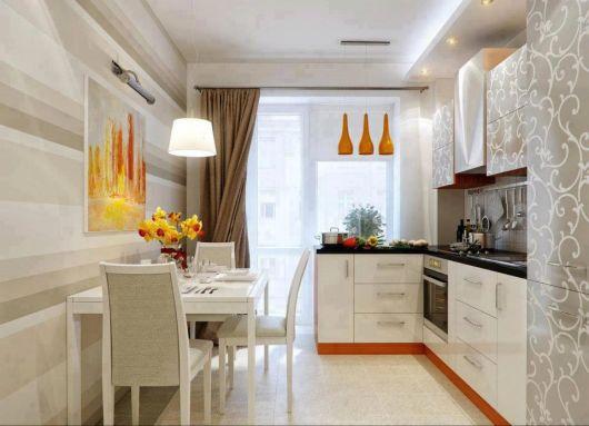 cozinha parede bege