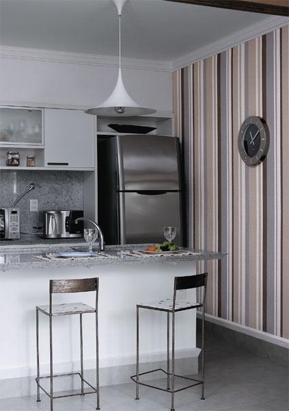 papel parede lavável cozinha