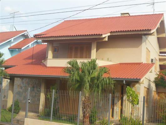 telhado cerâmica sobrado