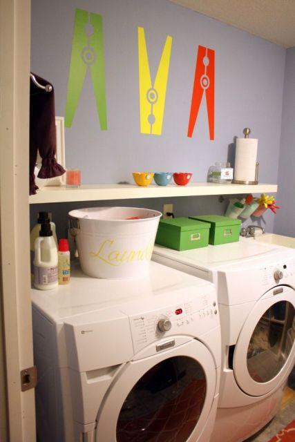 cor para lavanderia